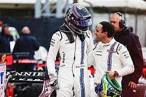 イタリアGP決勝終盤の同門対決。「少し怖かった」とウイリアムズ副代表