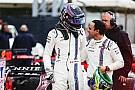 """Williams define como """"assustador"""" duelo entre Massa e Stroll"""