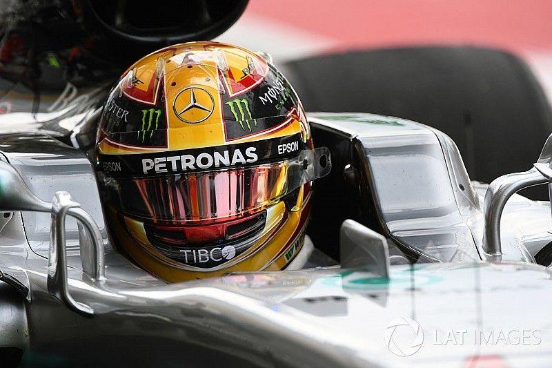Hamilton se méfie de Ferrari pour le reste du week-end