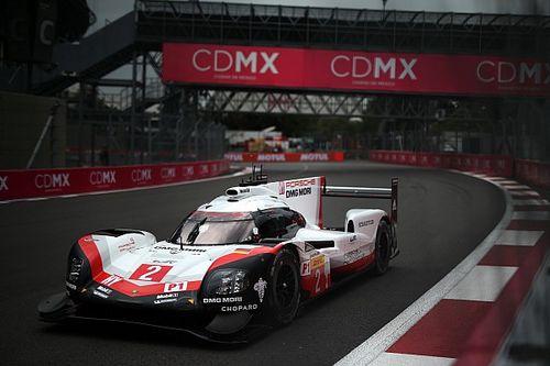 Mexico WEC: Porsche stays on top in Saturday practice