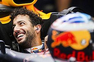 """Ricciardo: """"Plezier speelt belangrijke rol bij besluit over toekomst"""""""