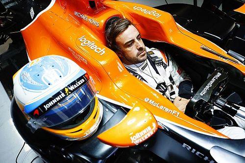 """EL1 - Alonso : """"On pourrait être P1""""! En attendant, c'est Ricciardo"""