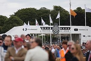 Goodwood Festival of Speed to go ahead as pilot event