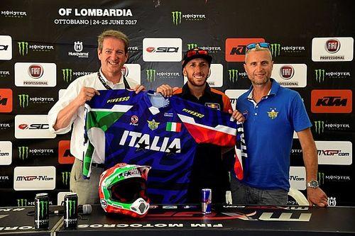 Al GP di Lombardia è stata presentata la Maglia Azzurra 2017