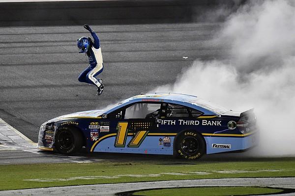 NASCAR 2017 in Daytona: Ricky Stenhouse Jr. holt 2. Saisonsieg