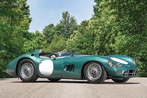Aston DBR1/1 Le Mans car sale set to break $20m barrier