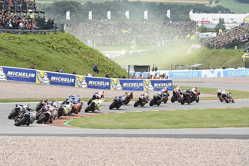 MotoGP-toekomst Sachsenring onzeker na stuklopen onderhandelingen