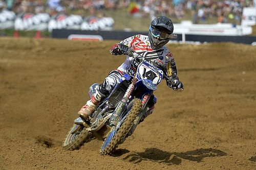 Arnaud Tonus rimane in MXGP con Yamaha fino al 2019
