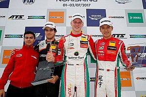 Gunther vence em Norisring e Piquet conquista primeiro pódio