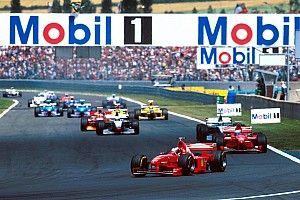Cuando Ferrari puso fin a una larga racha sin dobletes