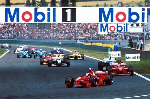 El día en que Ferrari volvió a conseguir un 1-2