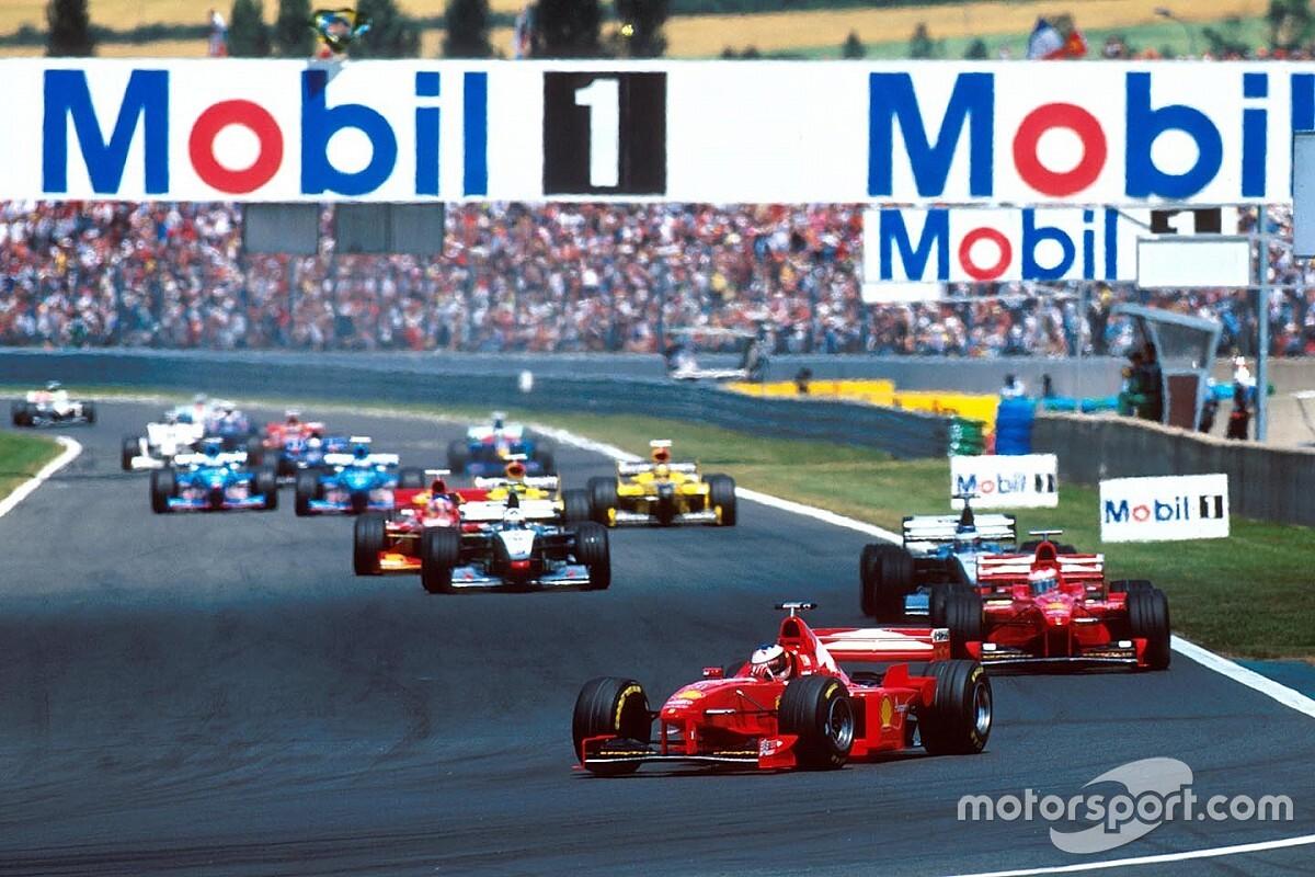 C'était un 28 juin: Ferrari renoue avec le doublé en F1