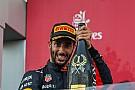 """""""Red Bull kan op eigen kracht winnen in Amerika"""", denkt Ricciardo"""