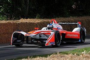 Fotogallery: la nuova Mahindra M4Electro di Formula E