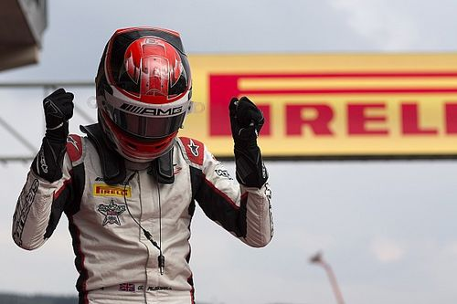 Le point GP3 - Russell à deux doigts de la perfection