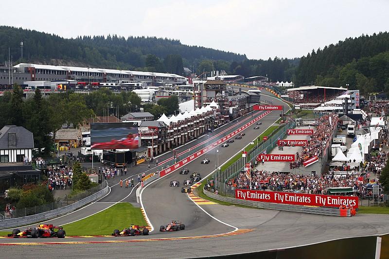 Spa-Francorchamps rinnova con la F1: rimarrà in calendario per i prossimi 3 anni