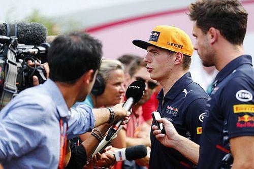 6. Ausfall: Max Verstappen verliert Geduld mit Red Bull Racing