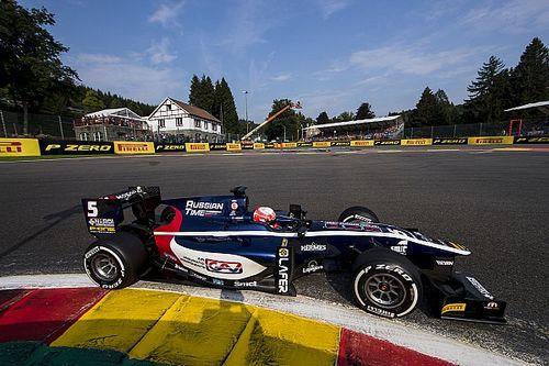 Monza F2: Ghiotto ikinci yarışı savaşarak kazandı