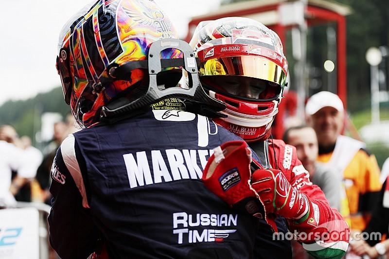 فورمولا 2: إقصاء لوكلير ورولاند من السباق الأوّل في سبا-فرانكورشان