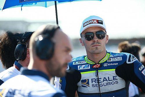 """Baz: """"Heb nog tijd om terug te komen in de MotoGP"""""""