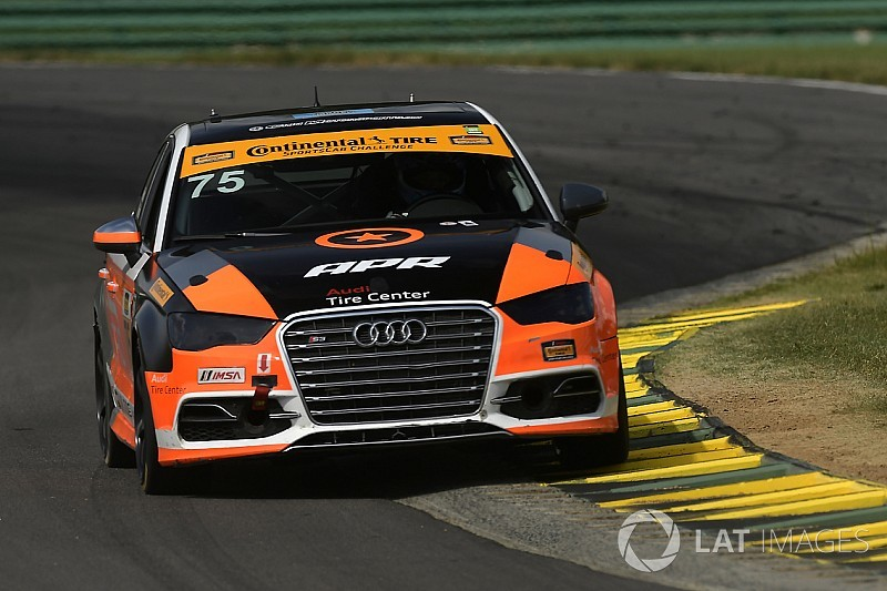 Kuno Wittmer to drive Audi TCR in IMSA Continental Tire SportsCar Challenge