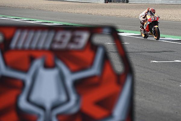 MotoGP «В первую очередь я подумал о потерянных очках». Маркес о сходе