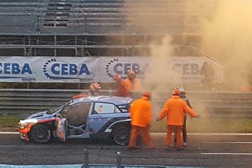 Monza Rally Show: è stata la rottura del turbo a beffare Daniel Sordo!