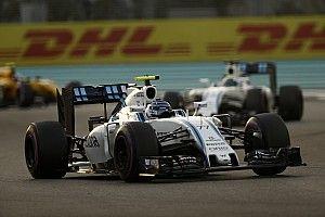 Williams thinks bump caused Bottas' suspension problem