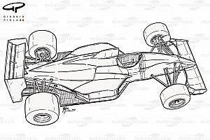 Giorgio Piola's F1 tech decades: The big bang 1980s, part two
