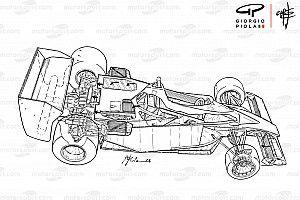 Los F1 de Niki Lauda ilustrados por Giorgio Piola