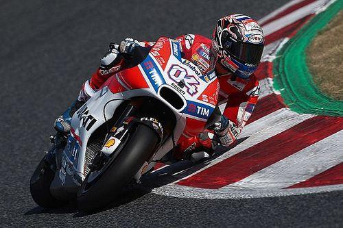 Довициозо стал быстрейшим в первой тренировке Гран При Италии