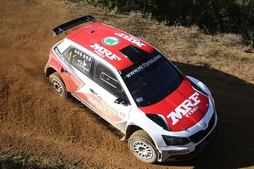 Australia APRC: Gill finishes runner-up to Veiby