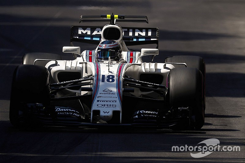 Elsüllyedt a Williams Monacóban