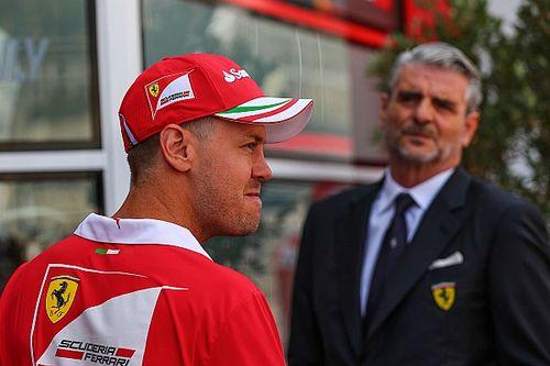 Vettel says Ferrari can end 16-year Monaco losing streak