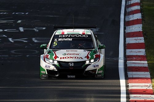 Qualifications - Norbert Michelisz mate la Nordschleife