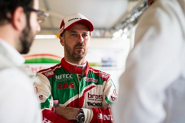 Monteiro tampoco estará en el WTCC de Japón