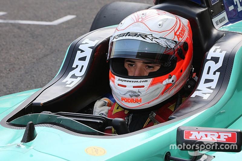 Mawson relates MRF Challenge defeat with Massa's 2008 F1 miss