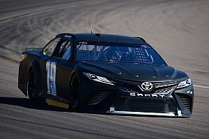 """Daniel Suarez sees """"big gains"""" in his first NASCAR Cup test"""