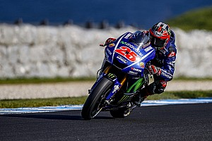 MotoGP Testing report Vinales ends Phillip Island MotoGP test on top