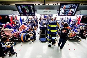 Toro Rosso plans 24/7 shifts to complete 2017 F1 car