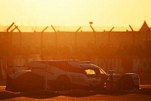 H+8 - Les espoirs de la Toyota #8 partent en fumée