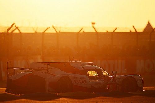 Le Mans 24h: Toyota's chances take a hit as night falls