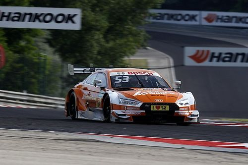 Libere 2: Jamie Green guida la carica Audi all'Hungaroring