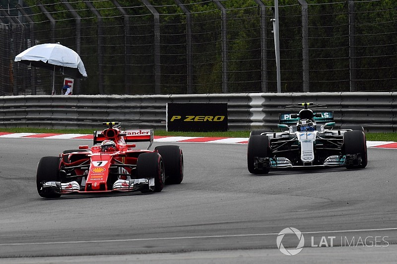 Formel 1 2017 in Sepang: Die Startaufstellung zum GP Malaysia