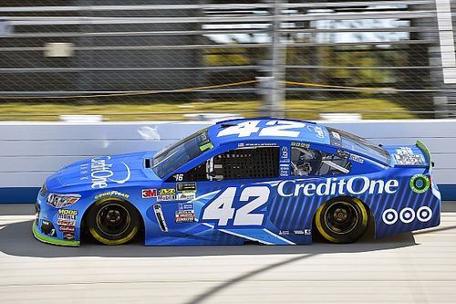Larson wins Stage 2 at Dover over Truex and Elliott