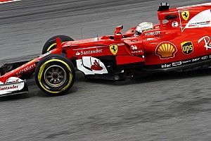 马来西亚大奖赛FP2:维特尔高居榜首,窨井盖掀起引发大事故
