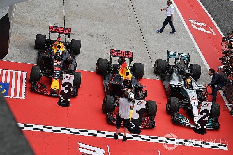 """Helmut Marko: """"Red Bull beschikt nu over het beste chassis van het veld"""""""