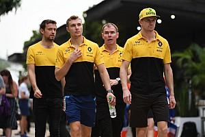 Formel 1 News Williams-Pilot Sirotkin: Nico Hülkenberg gab mir ein Versprechen