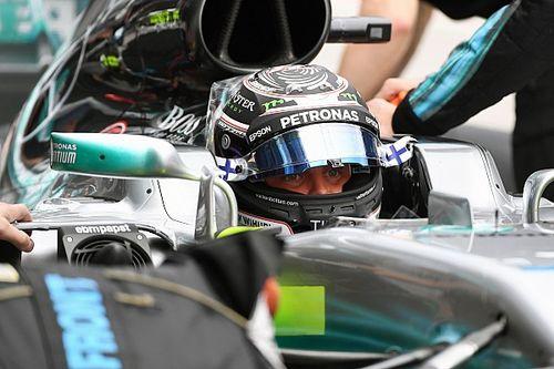 """Bottas: """"La mia auto sembrava totalmente diversa da quella di Lewis"""""""