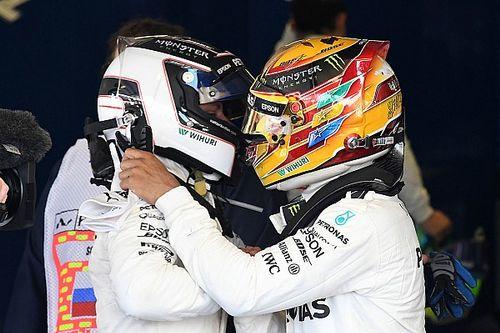 """Mercedes: Hamilton vs. Bottas """"ganz anders"""" als Hamilton vs. Rosberg"""